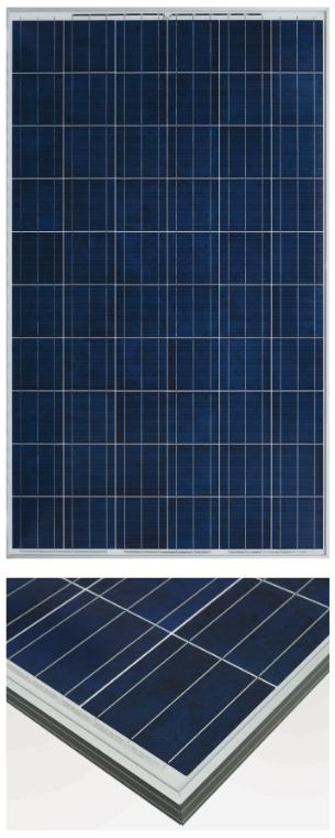 Yingli Solar zonnepaneel