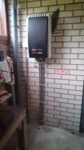 Premium installatie zonnepanelen_kabel in mantelbuis