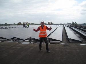 ThyssenKrupp kiest voor Solar Frontier zonnepanelen