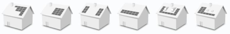 PowerSet Solar Frontier legplan mogelijkheden