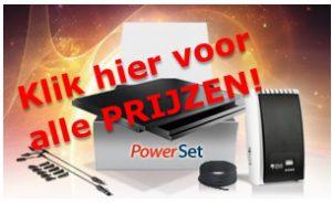 Solar Frontier PowerSets. Klik hier voor alle prijzen!