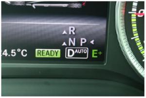 Mercedes Benz B-klasse Electric Drive_recensie_recuperatiemodus