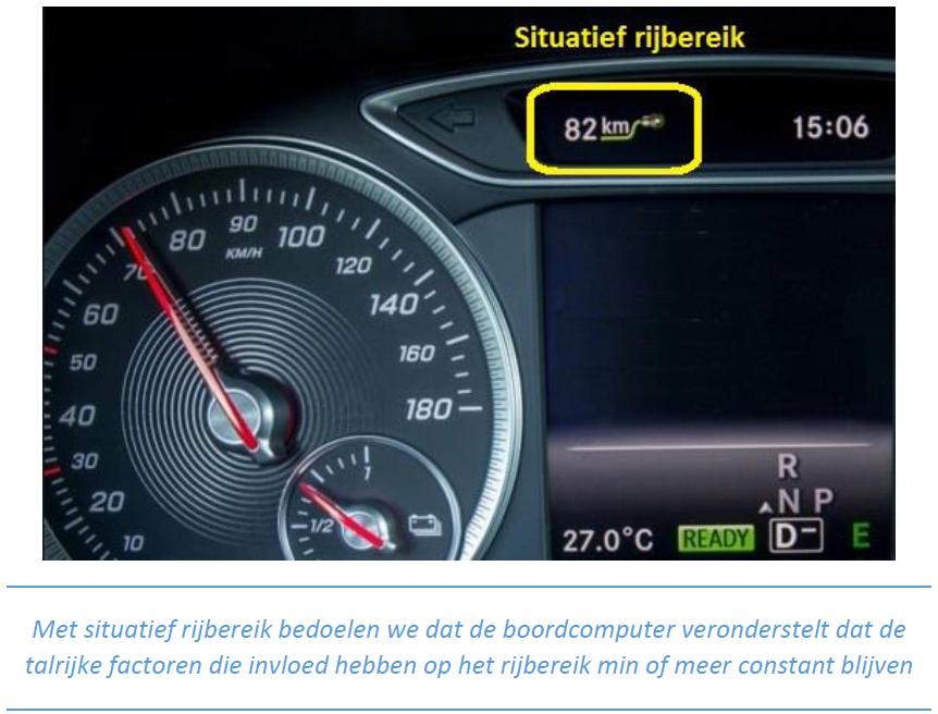 Mercedes Benz Electric Drive_situatief rijbereik