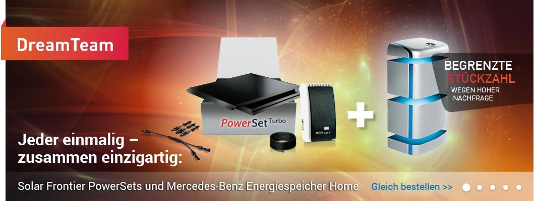 Solar Frontier Online Shop E-Shop